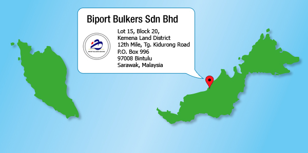 Biport Bulkers Layout